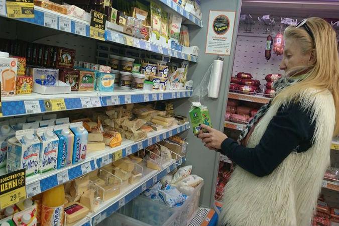 цены на продукты в супермаркетах дубая