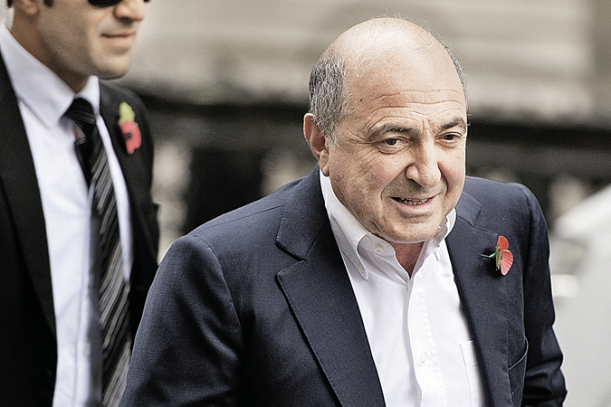 Борис Абрамович собирал компромат на «коллег» - и его устранили.