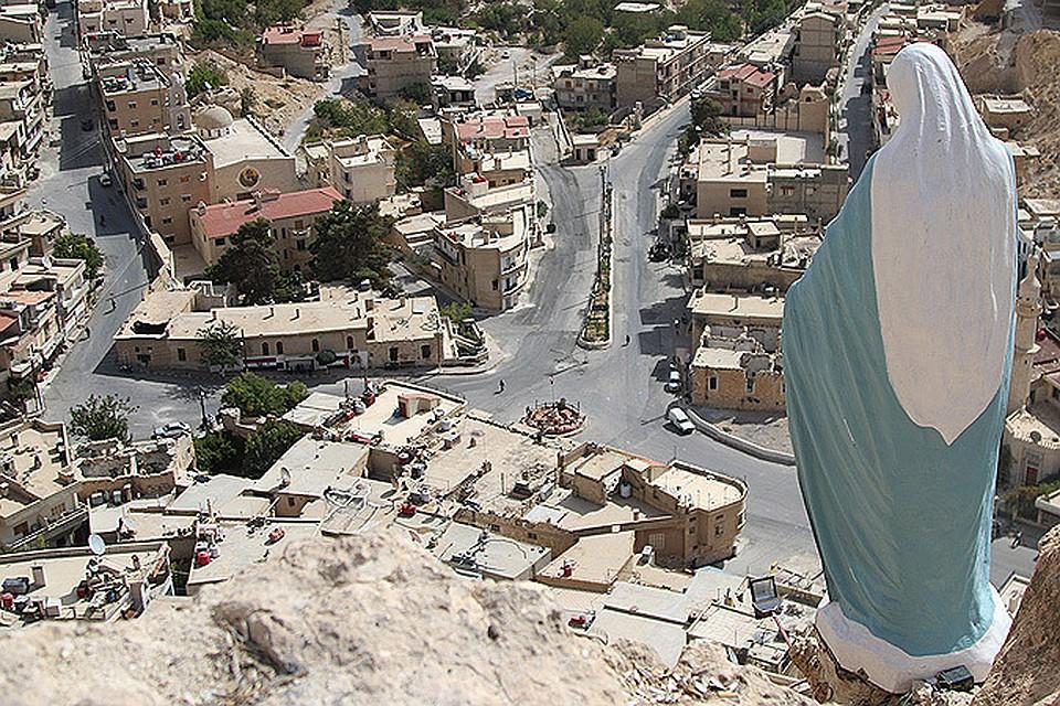 Терские казачьи войска наведут шороху в Сирии