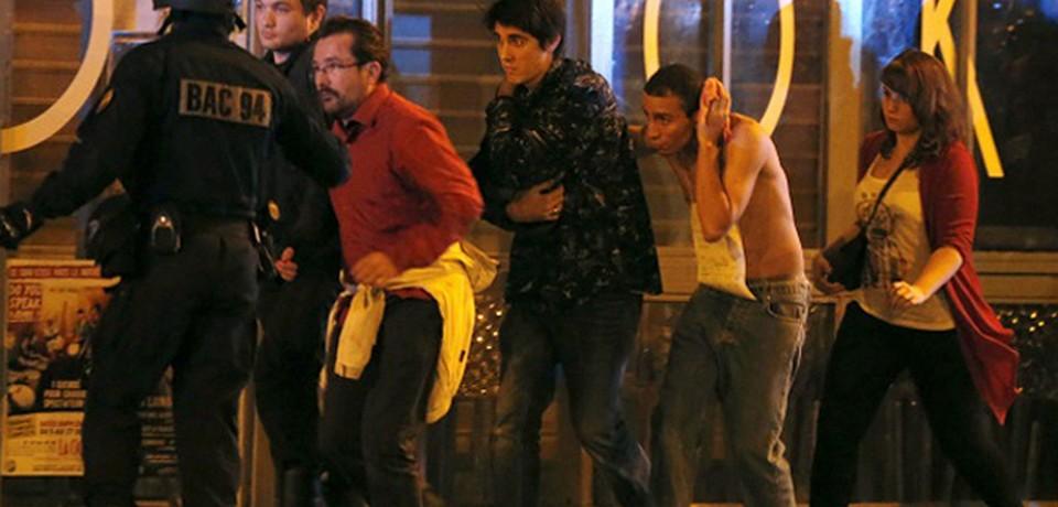 Жертвы бойни в театре Батаклан рассказали о том, как это было