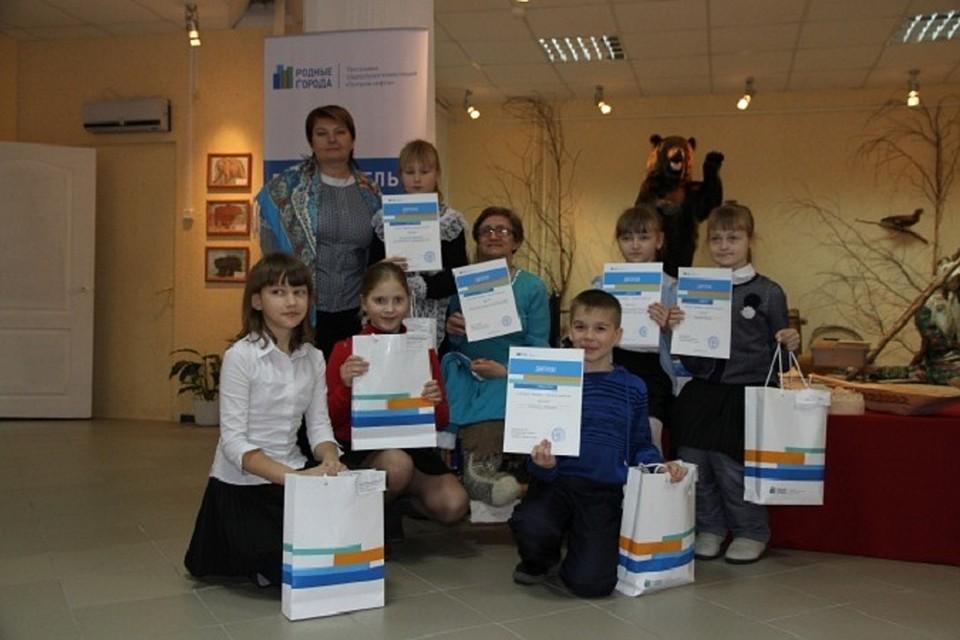 Интерактивные конкурсы для школьников