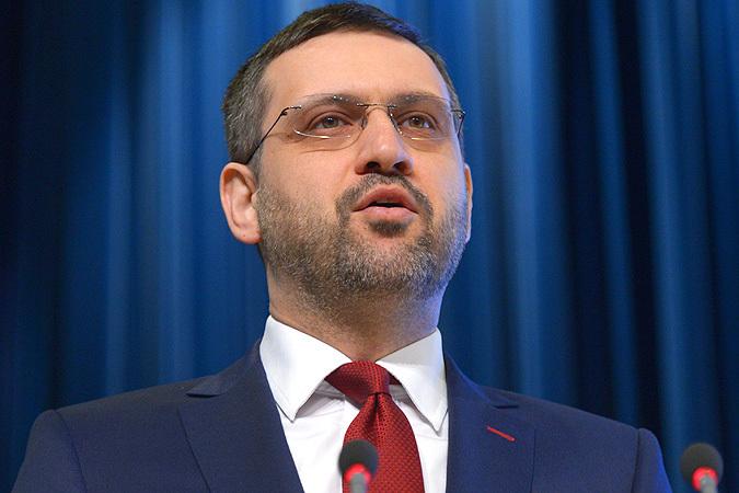 Официальный спикер РПЦ Владимир Легойда