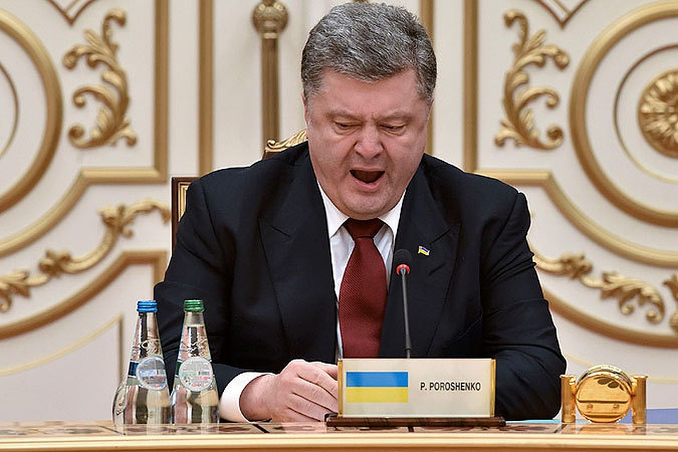 В Киеве прокомментировали «появление» Порошенко на обложке The Economist