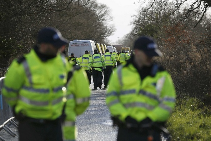 В Лондоне для охраны города будут привлечены дополнительно 660 вооруженных полицейских