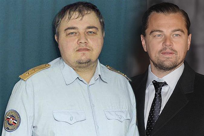 Российский двойник Ди Каприо стал звездой иностранной прессы