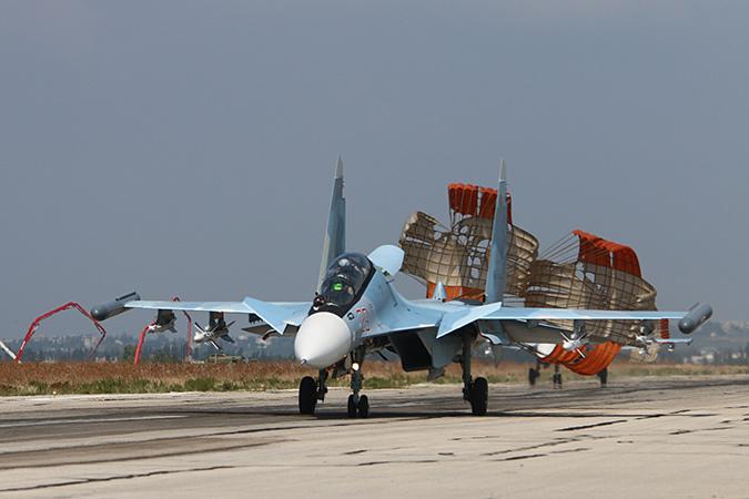 С 30 сентября 2015 года Воздушно-космическими силами России в Сирии выполнено 5662 боевых вылета