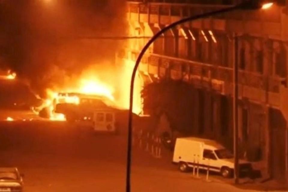 Противостояние в столице Буркина-Фасо продолжается
