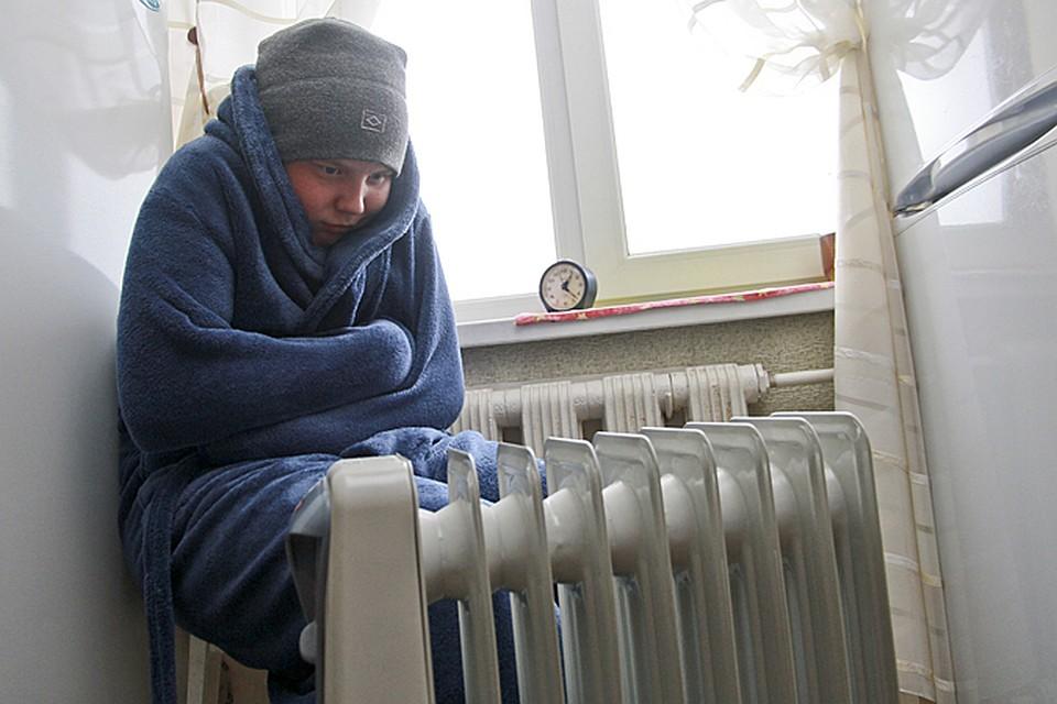 Киевляне жалуются на заоблачные суммы за тепло