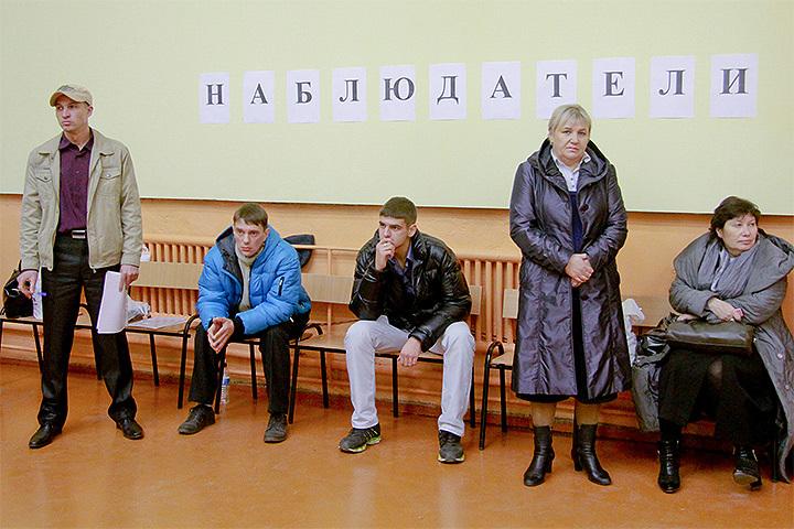 Наблюдатели на выборах смогут снимать на фото и видео, как проходит голосование