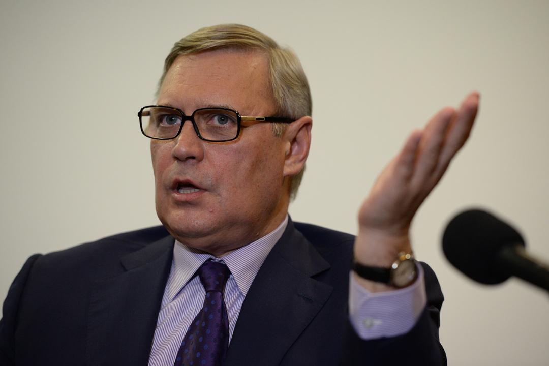 Михаил Касьянов в Страсбурге пообещал, что ... Крым вернется Украине!