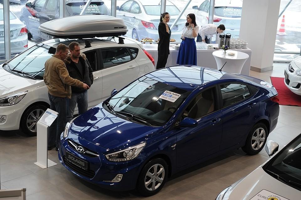 Hyundai Solaris стал самым угоняемым в Москве автомобилем