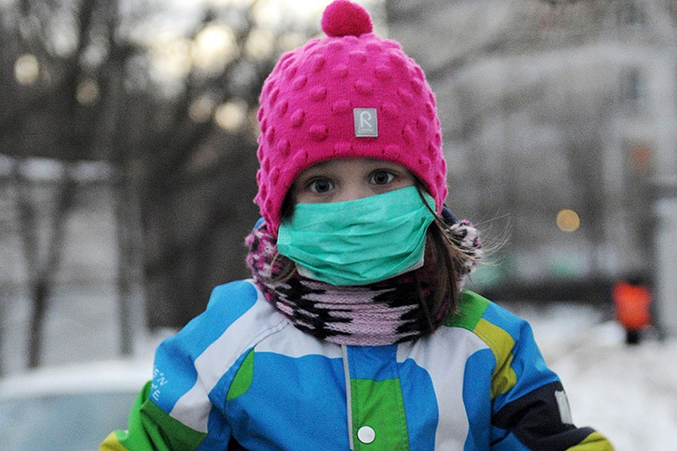 Эпидемия гриппа в Москве пошла на спад