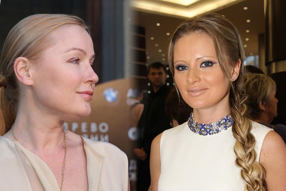 Дана Борисова и Лариса Вербицкая не скрывают, что делают инъекции