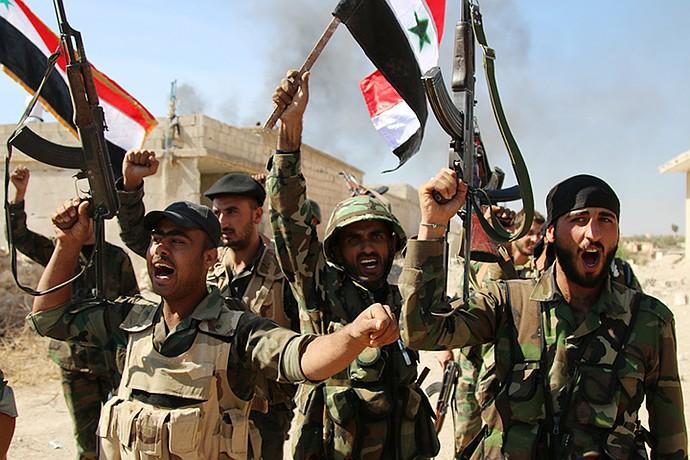 принимая условия режима прекращения огня, у Дамаска появляется возможность высвободить ресурсы с временно «замиренных» территорий и бросить их в наступление на исламистов