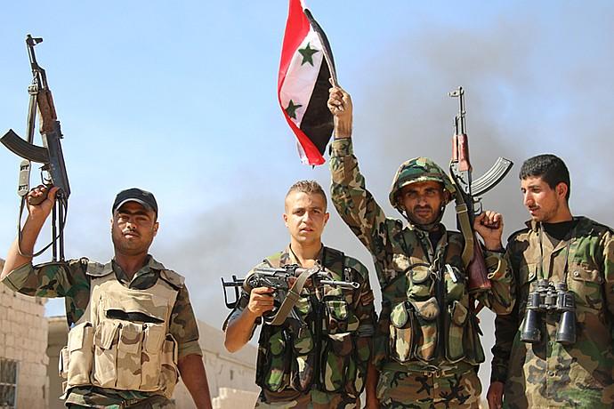 Перемирие в Сирии, которого не удавалось добиться пять лет, наконец, наступило
