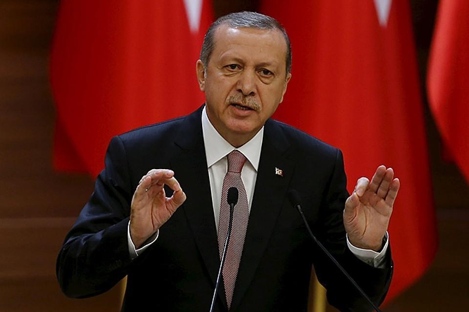 Огромное количество мигрантов из соседних стран, безусловно, является козырем в рукаве Эрдогана