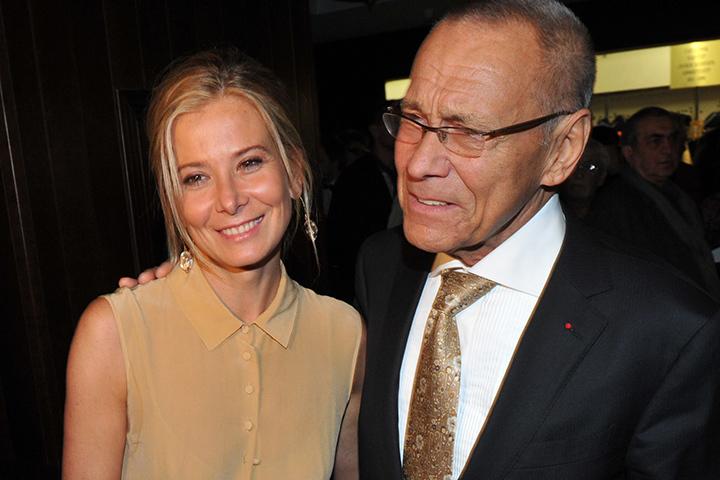 Случайная встреча никому не известной актрисы из Минска и знаменитого режиссера произошла на «Кинотавре», в лифте сочинской гостиницы «Жемчужина»