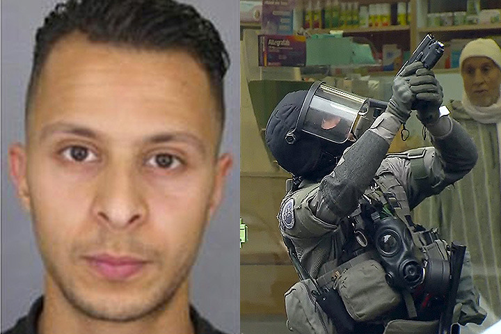 26-летнего гражданина Франции Салаха Абдеслама задержали бельгийские спецслужбы в пятницу.