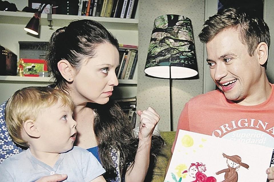Несмотря на то, что актера уже к тому времени узнавали на улице, Диана об Андрее Гайдуляне не знала ничего.