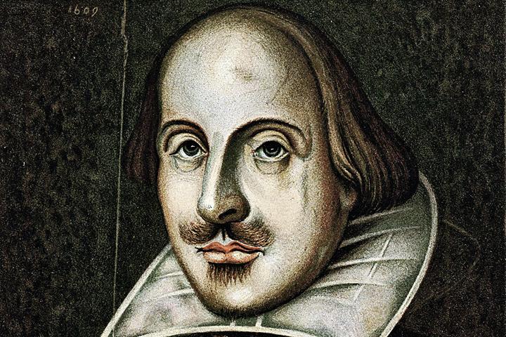 Фотография шекспира