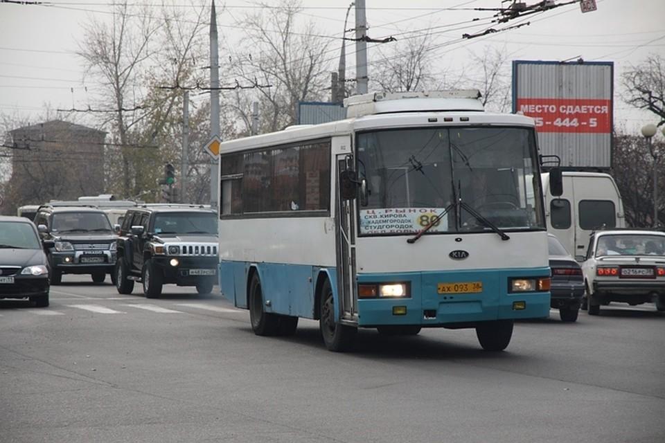 9мая центр Иркутска закроют для движения машин и публичного транспорта