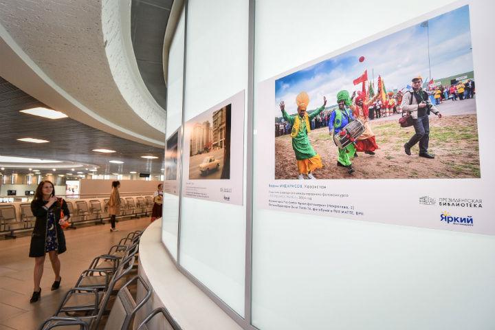 На выставке представлен 41 снимок