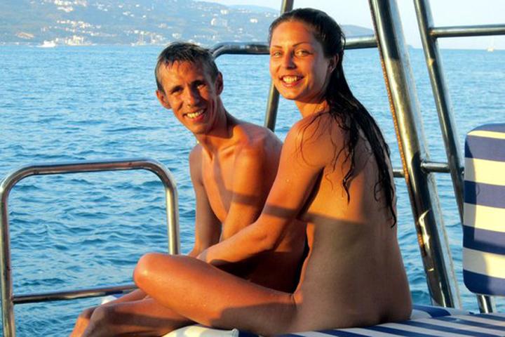 Алексей Панин с бывшей женой Людмилой. Фото: Вконтакте.