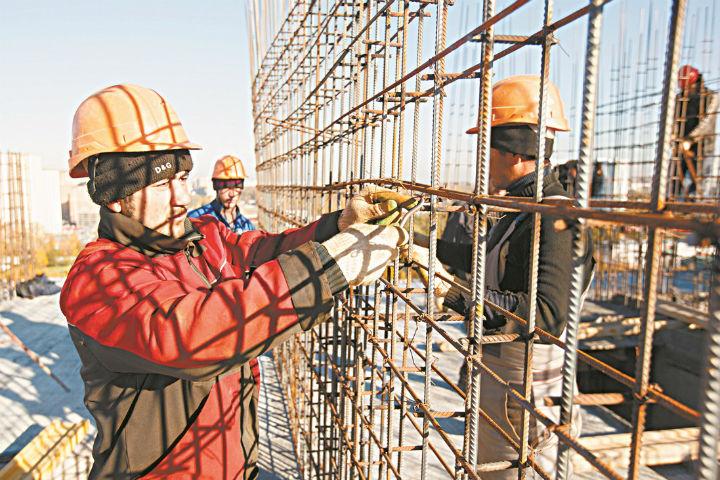 Внешний вид новостроек разрабатывается еще на стадии проекта и подготовки к строительству.