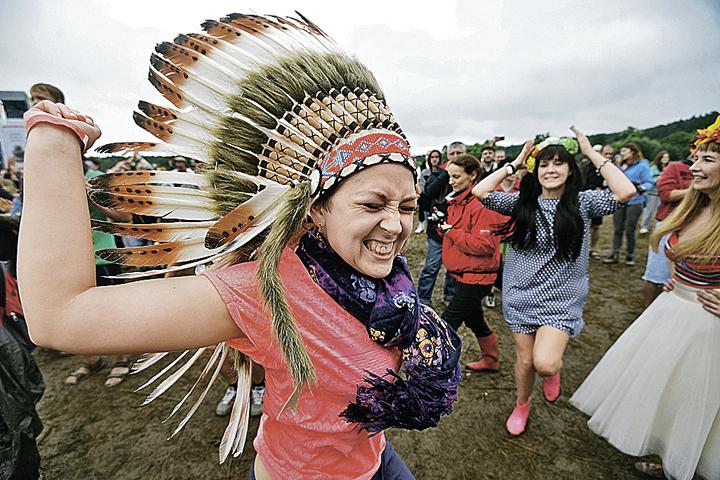 На фестивале будет несколько площадок. Фото: Алексей Куденко/РИА Новости