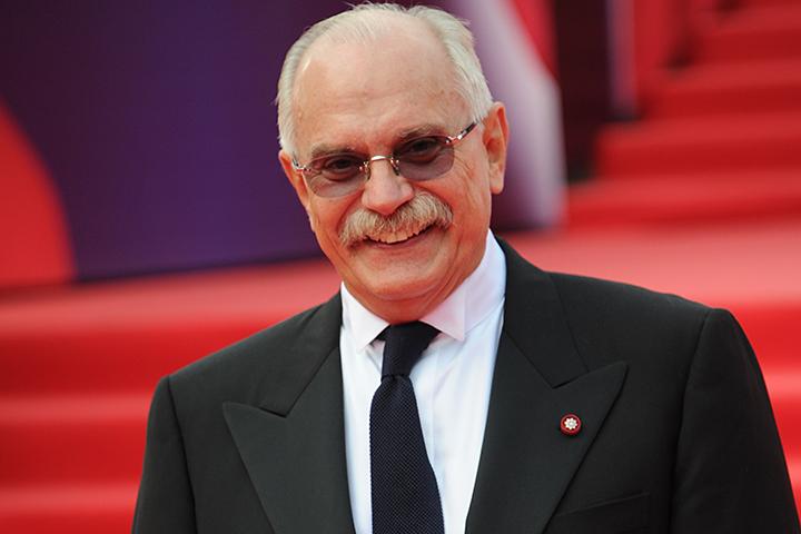 Никита Михалков отсутствовал на красной дорожке кинофестиваля. Впервые с 1999 года
