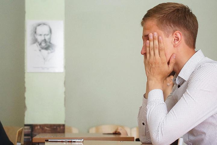 Причин для того, чтобы завалить экзамен, - миллион. Начиная от стресса на экзамене и заканчивая плохой подготовкой в школе.