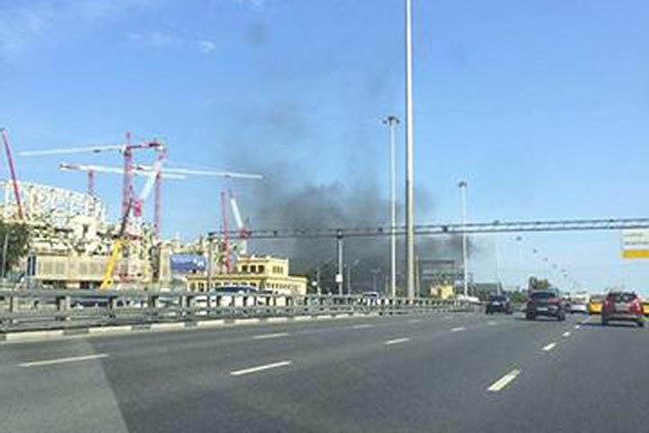 В Москве чуть не загорелся строящийся стадион «Динамо»: http://www.kp.md/daily/26555/3572313/