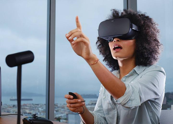 Виртуальная реальность гнет мониторы