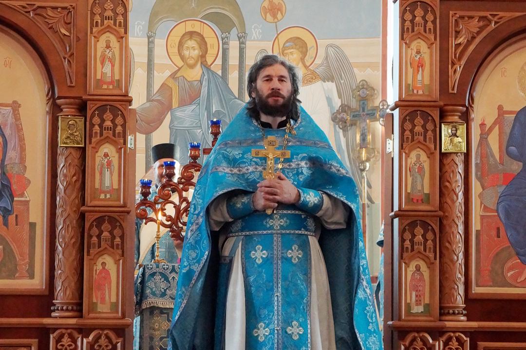 Бывший спецназовец стал священником на Алтае