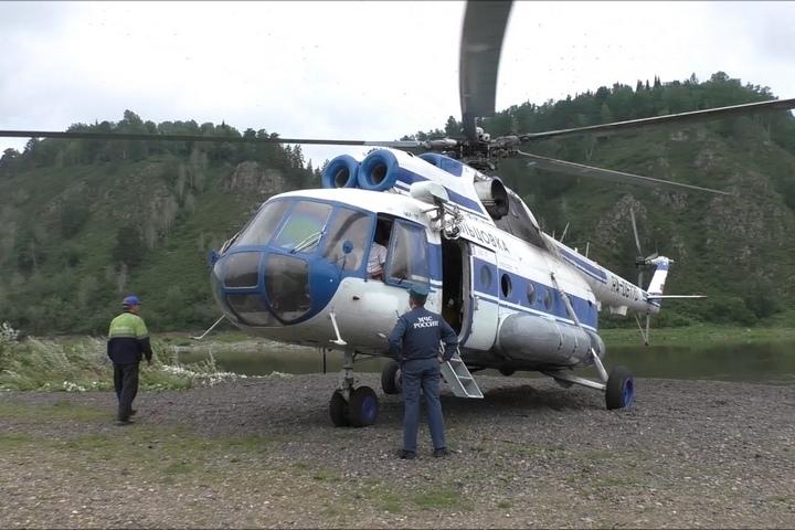 Следователи проинформировали обопознании тела командира рухнувшего вКузбассе Ан-2
