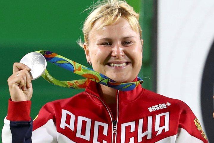 Российская Федерация закончила 2-ой день Олимпиады на7 месте вобщем зачете