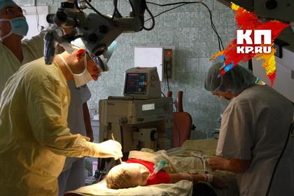 Вдетской клинике Красноярска погибла 12-летняя девочка изБоготола