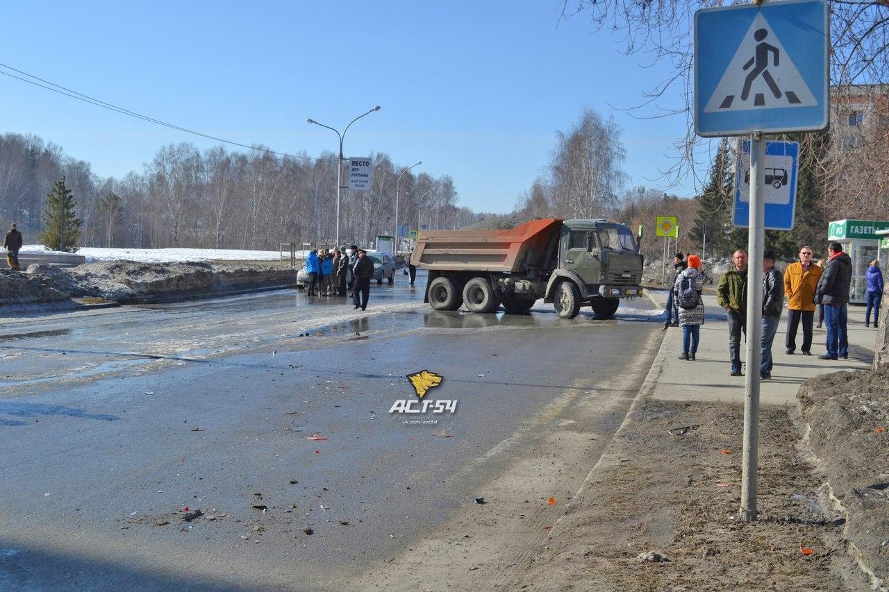 Вердикт засмерть ребёнка под колёсами КамАЗа вынесли вНовосибирске