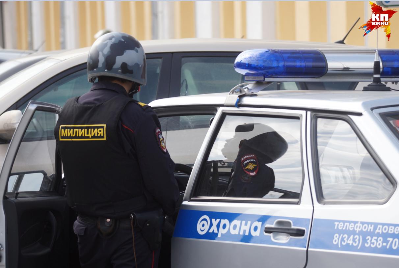 ВЕкатеринбурге пятеро мигрантов вскрыли себе вены