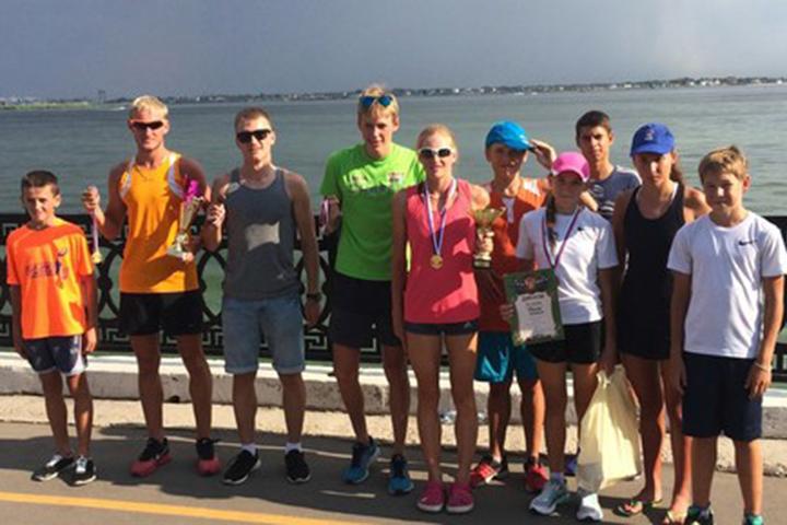 Молодые спортсмены изПензы завоевали медали главенства РФ подуатлону