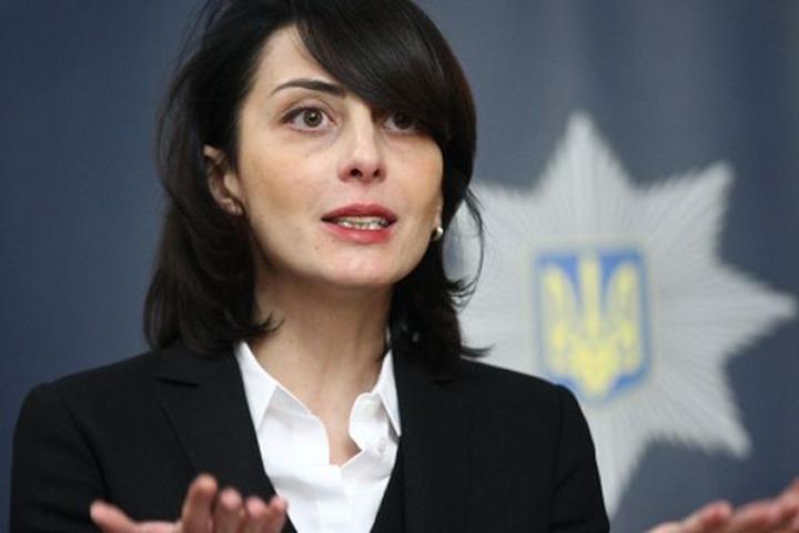 Основного копа Украины привлекают ксуду из-за украинского языка
