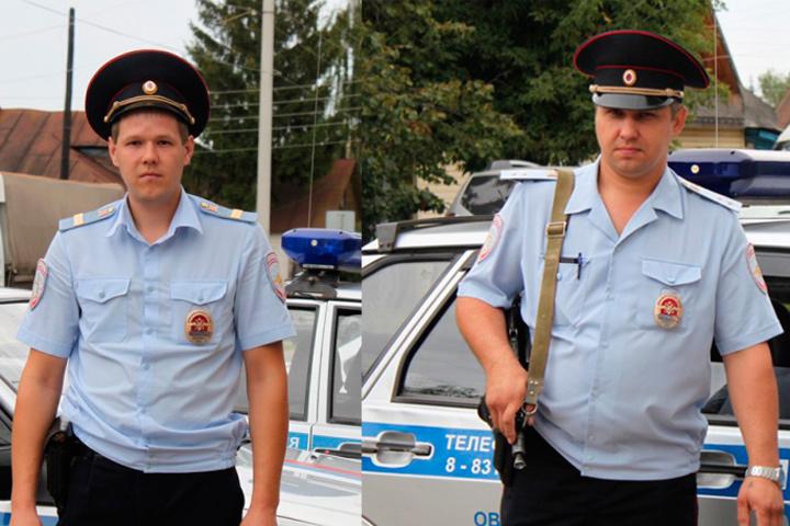 Нижегородские полицейские спасли напожаре 12 человек