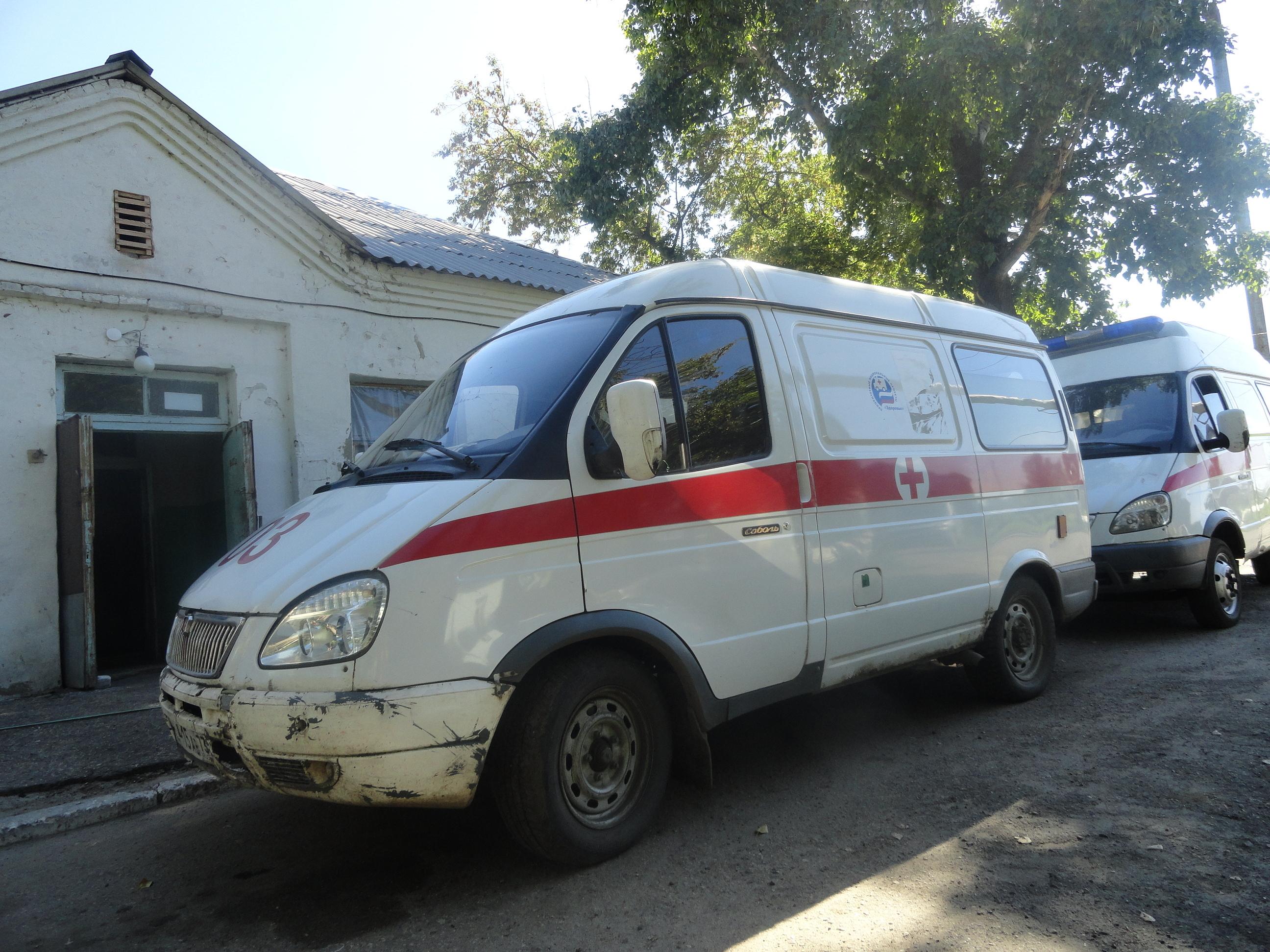 Годовалый ребенок скончался вУльяновской области вмашине скорой помощи