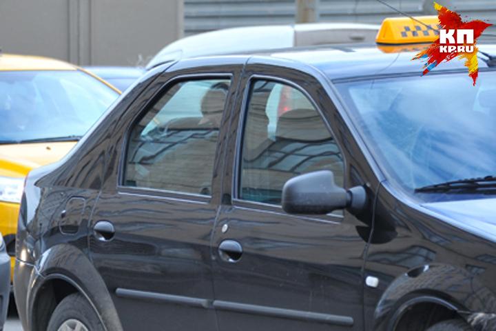 Брянец получил травму в«Городском такси»