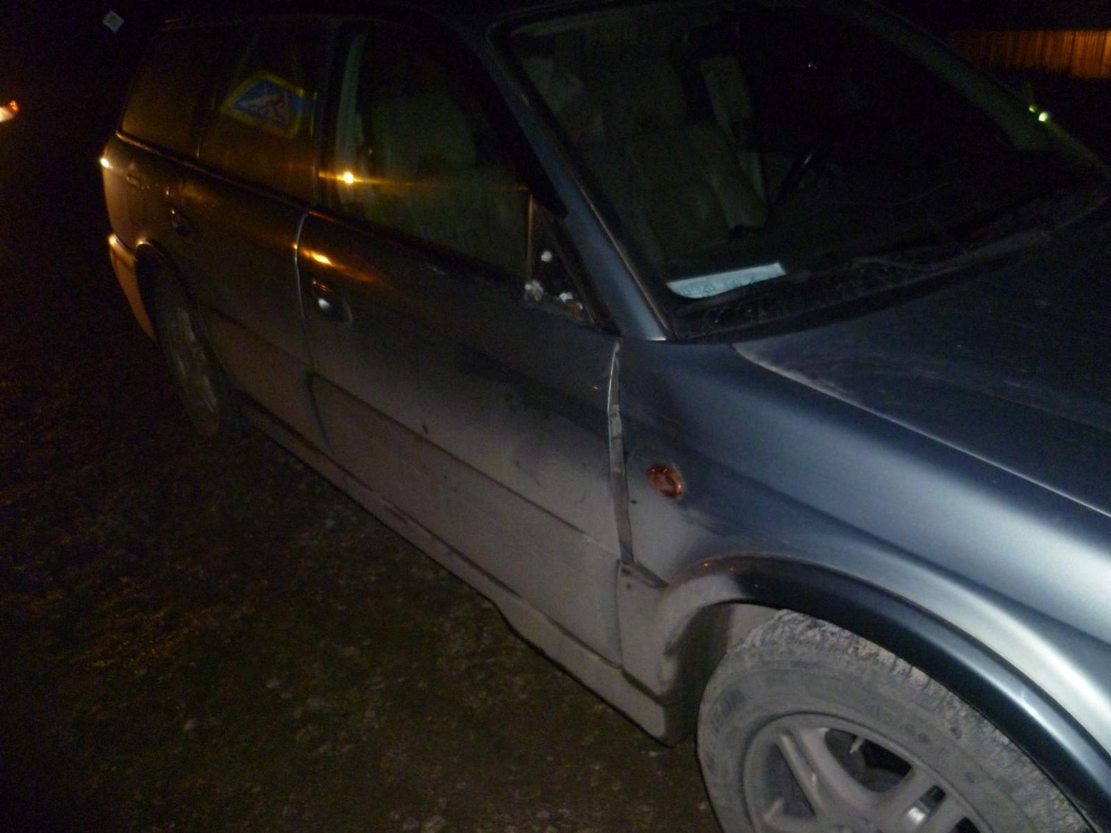 Натрассе Тульской области под колеса «Субару» угодила женщина