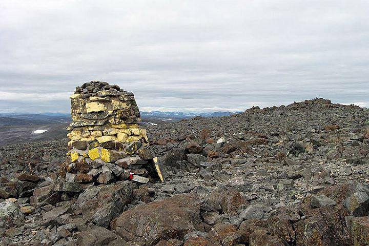 Норвегия передумала дарить гору Финляндии