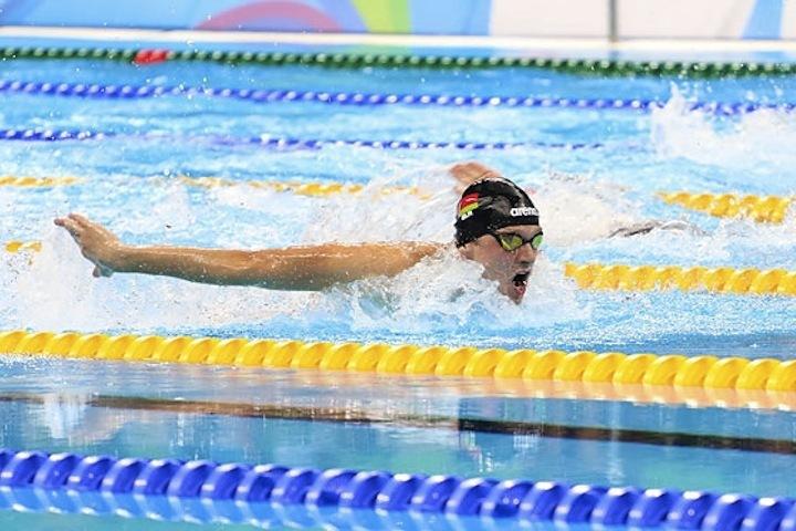 Тольяттинский пловец установил мировой рекорд наальтернативных Паралимпийских играх