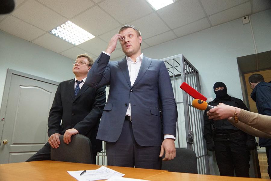 Первое дело Николая Сандакова поступило всуд
