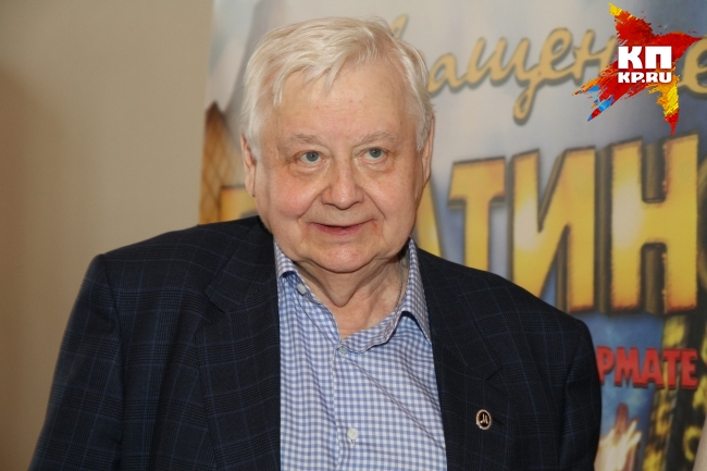 Путин поздравил Табакова соткрытием новоиспеченной сцены театра