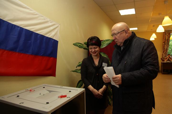 Губернатор Нижегородской области Валерий Шанцев призвал нижегородцев прийти навыборы